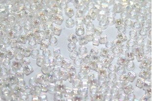 Perline Treasure Toho Transparent Rainbow Crystal 11/0 - 5gr