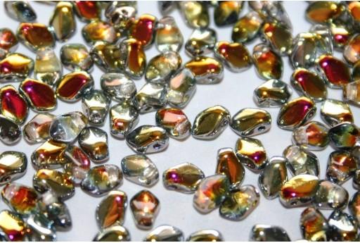 Perline Gekko® Crystal Marea 3x5mm - 5gr