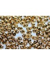 Superduo Beads Coated 24K Gold 5x2,5mm - 5gr