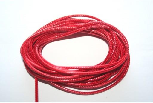 Poliestere Cerato Rosso 2mm - 5mt