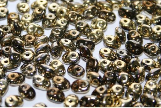 Superduo Beads California Night 5x2,5mm - Pack 50gr