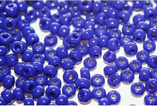 Perline Miyuki Rocailles Opaque Cobalt 6/0 - 10gr