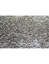 Rocailles Miyuki Nickel Plated Matted 15/0 - 50gr