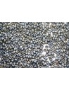 Miyuki Seed Beads Matted Metallic Silver Grey 11/0 - Pack 250gr
