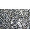 Miyuki Seed Beads Matted Metallic Silver Grey 11/0 - Pack 100gr
