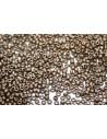 Miyuki Seed Beads Matted Metallic Dark Bronze 11/0 - Pack 100gr