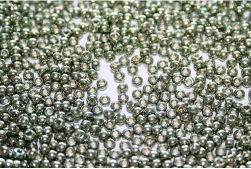 Miyuki Seed Beads Duracoat Galvanized Sea Green 11/0 - Pack 100gr