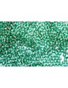Miyuki Seed Beads Silver Lined Emerald 11/0 - Pack 100gr