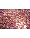 Miyuki Seed Beads Dark Topaz AB Matted 11/0 - Pack 50gr