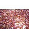 Miyuki Seed Beads Dark Topaz AB Matted 11/0 - Pack 100gr