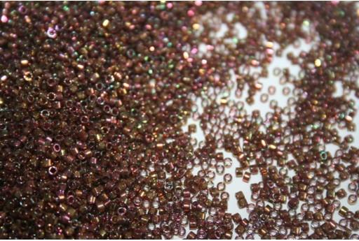 Perline Delica Miyuki Pink Luster Light Olive 11/0 - 8gr