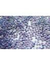Miyuki Seed Beads Amethyst Lined Crystal AB 11/0 - Pack 100gr