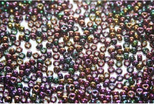 Perline Miyuki Metallic Purple Iris 11/0 - 10gr