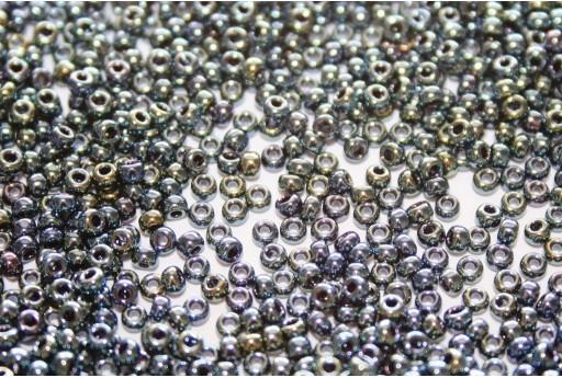 Miyuki Seed Beads Gunmetal Iris 11/0 - 10gr
