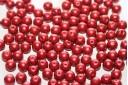 Rounduo® Beads Lava Red 5mm - 30pcs