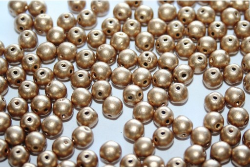 Rounduo® Beads Aztec Gold 5mm - Pack 600pcs