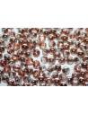Perline RounDuo® Crystal Capri Gold 5mm - 600pz