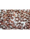 Rounduo® Beads Crystal Capri Gold 5mm - Pack 600pcs