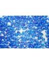 Miyuki Long Magatama Beads Light Sapphire AB 4x7mm - Pack 100gr