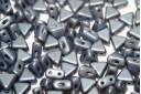 Khéops® Par Puca® Beads Metallic Mat Blue 6mm - 10gr
