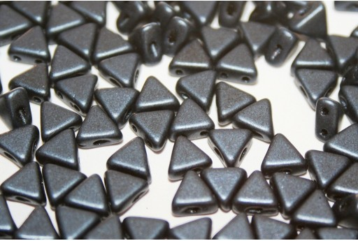 Perline Khéops® Par Puca® Metallic Mat Dark Blue 6mm - 10gr