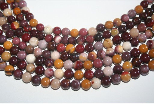 Moukite Beads Sphere 8mm - 5pz