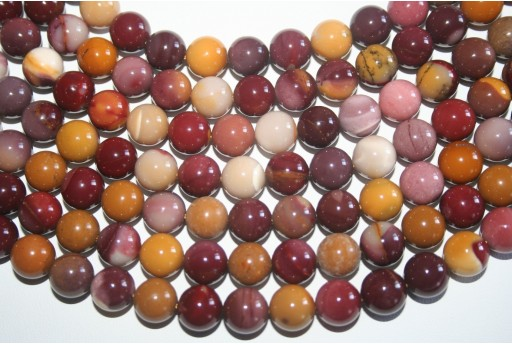 Moukite Beads Sphere 10mm - 38pz