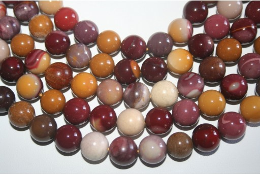 Moukite Beads Sphere 12mm - 3pz