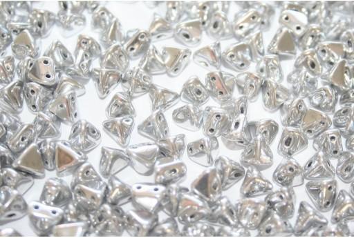 Super-Khéops® Par Puca® Beads Silver 6mm - 10gr