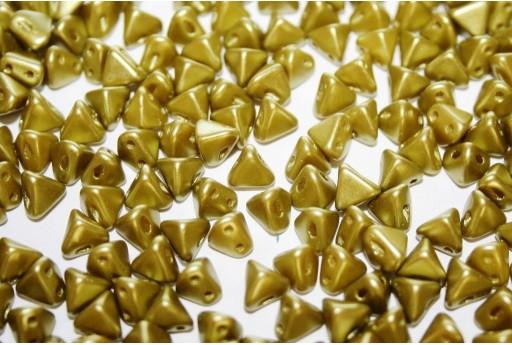Super-Khéops® Par Puca® Beads Pastel Lime 6mm - Pack 100gr