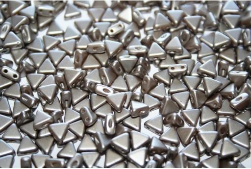 Khéops® Par Puca® Beads Pastel Light Brown Coco 6mm - 10gr