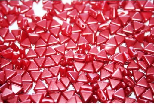 Khéops® Par Puca® Beads Pastel Dark Coral 6mm - 10gr