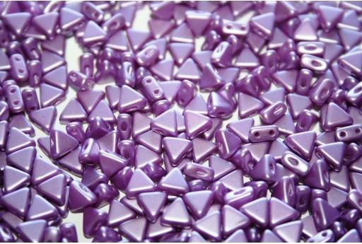 Perline Khéops® Par Puca® Pastel Lila 6mm - 10gr