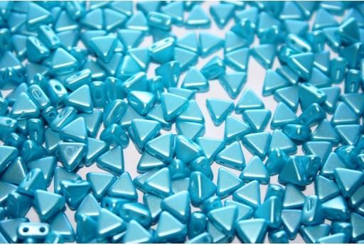Khéops® Par Puca® Beads Pastel Aqua 6mm - 10gr