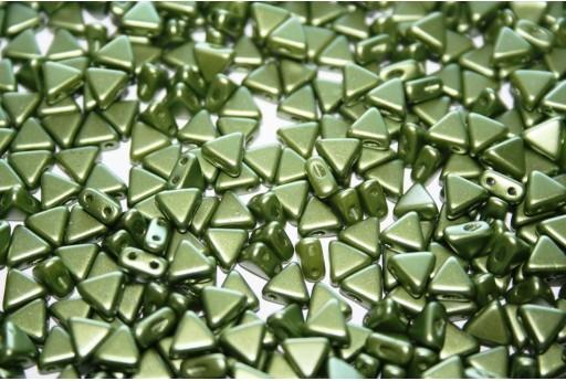 Khéops® Par Puca® Beads Pastel Olivine 6mm - 10gr