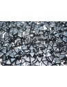 Khéops® Par Puca® Beads Pastel Dark Grey Hematite 6mm - 10gr