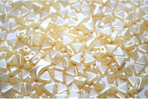 Khéops® Par Puca® Beads Pastel Cream 6mm - 10gr