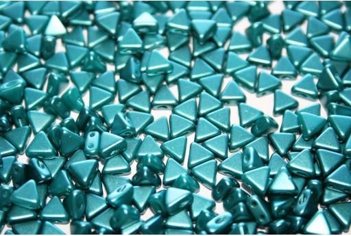 Khéops® Par Puca® Beads Pastel Emerald 6mm - 10gr