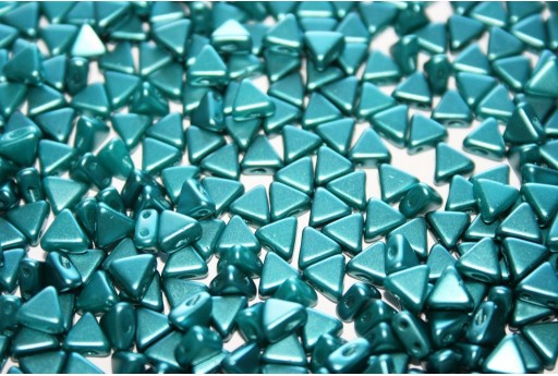 Perline Khéops® Par Puca® Pastel Emerald 6mm - 10gr