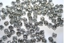 Perline Strass Montee Crystal 5mm - 30pz