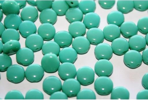 Perline DiscoDuo® Jade 6x4mm - 300pz