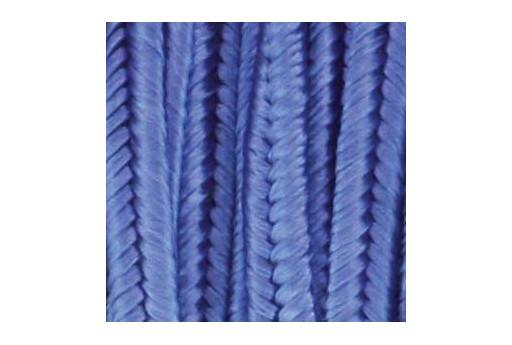 Rayon Soutache Royal Blue 3mm - 5mtr