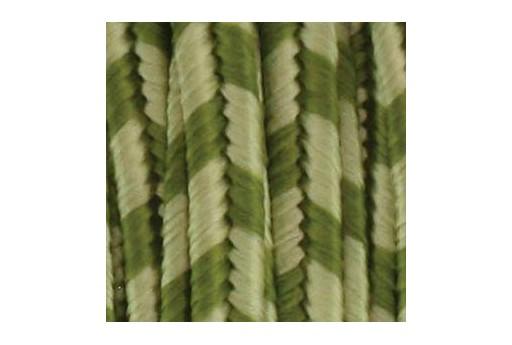 Rayon Soutache Celery-Ivy 3mm - 5mtr