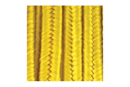 Rayon Soutache Cord Goldenrod 3mm - 5mtr