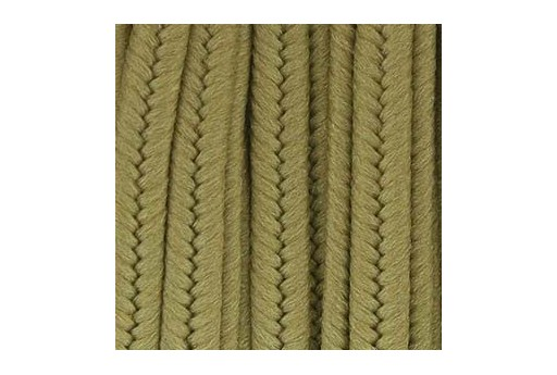 Polyester Soutache Cord Beige 3mm - 5mtr