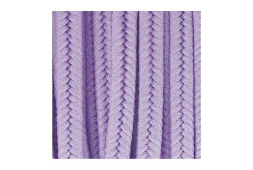 Polyester Soutache Cord Lilac 3mm - 5mtr