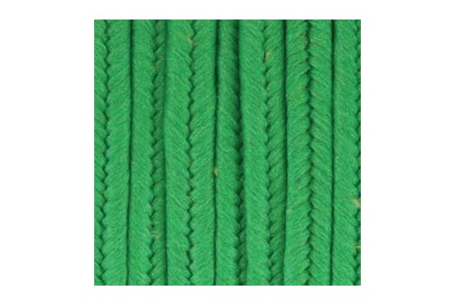 Polyester Soutache Cord Grass Green 3mm - 5mtr