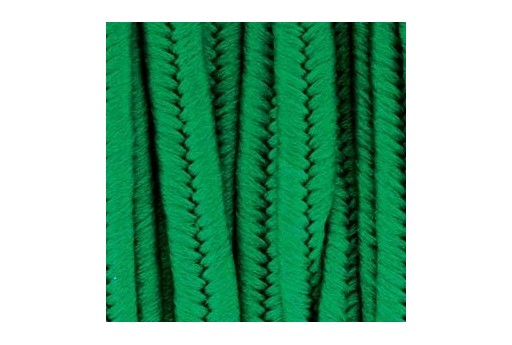 Polyester Soutache Cord Dragon Green 3mm - 5mtr