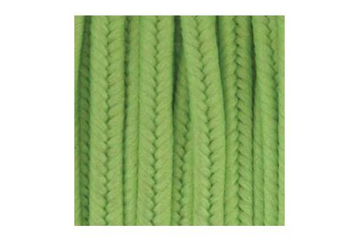 Polyester Soutache Cord Green 3mm - 5mtr