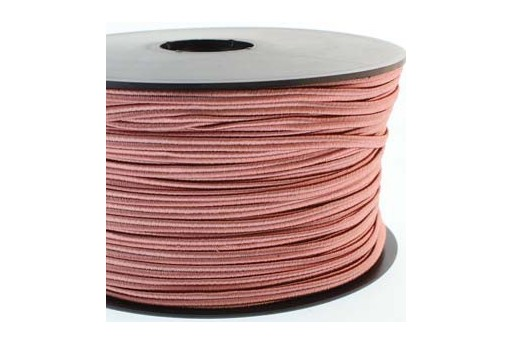 Italian Luxury Soutache Cord Blush 2,5mm - 4mtr